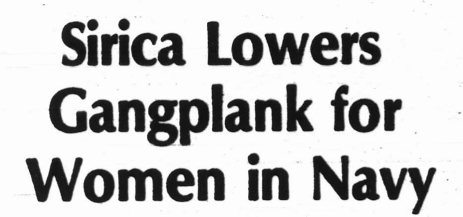 1978 female navy
