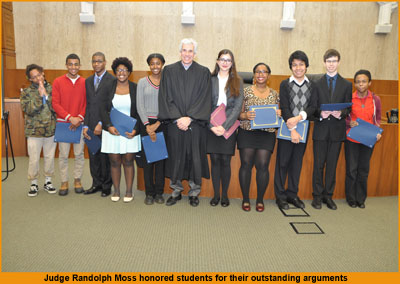10th Annual Mock Court 2015