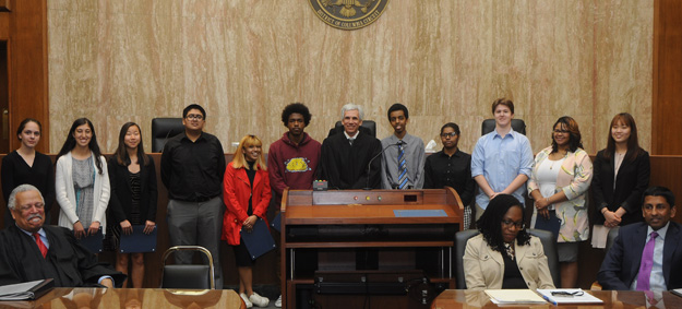 11th Annual Mock Court 2016