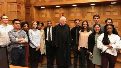 Judge Sentelle Mock Court 2017