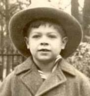 James Buckley age 5