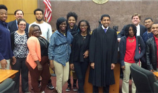 9th Annual Mock Court 2014