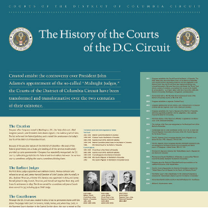 History of the Courts