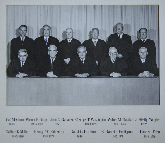 The Bazalon Court 1962