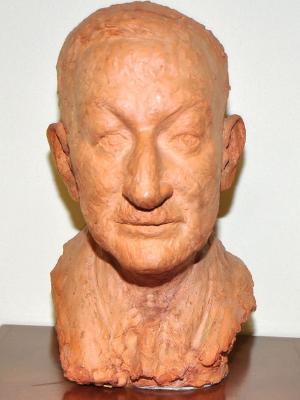 Charles Fahy bust