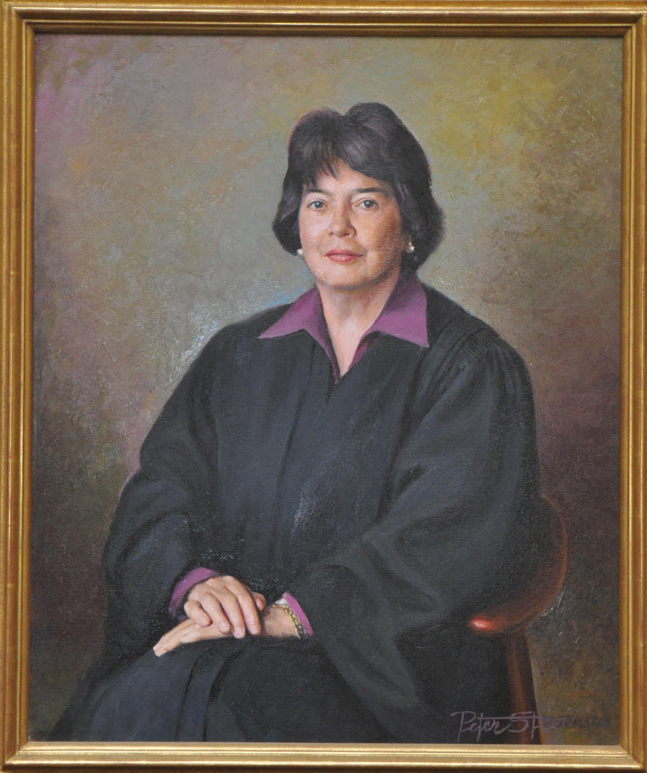 Judge Patricia Wald