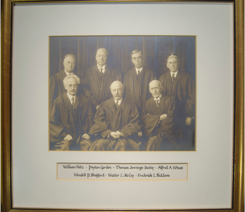 History of the Courts - Historical Society of the D C  Circuit